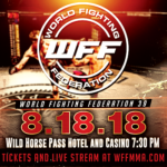 World Fighting Federation 39 - RESULTS