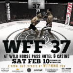 World Fighting Federation 37 - RESULTS