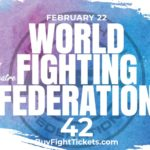 World Fighting Federation 42