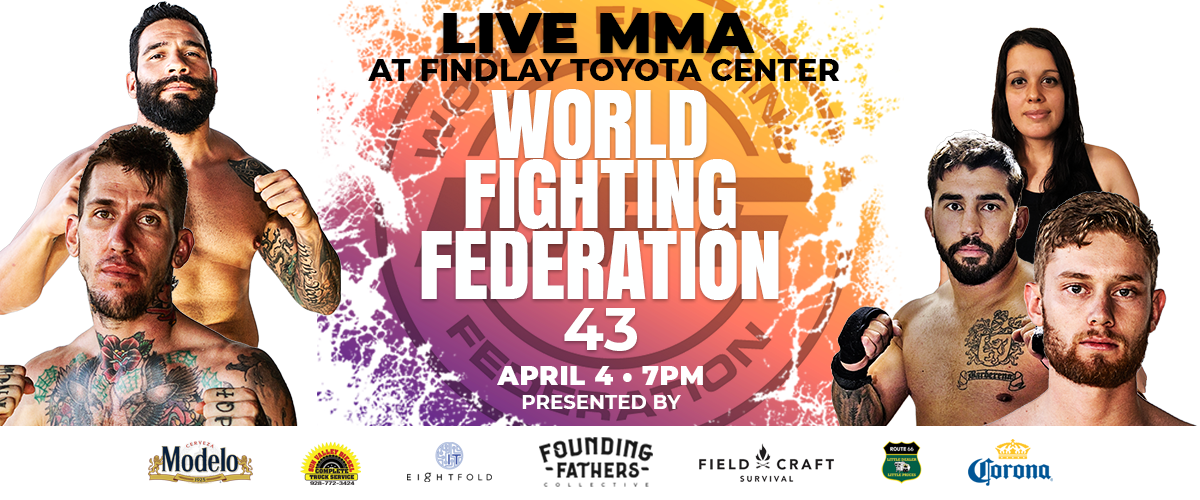 World Fighting Federation 43