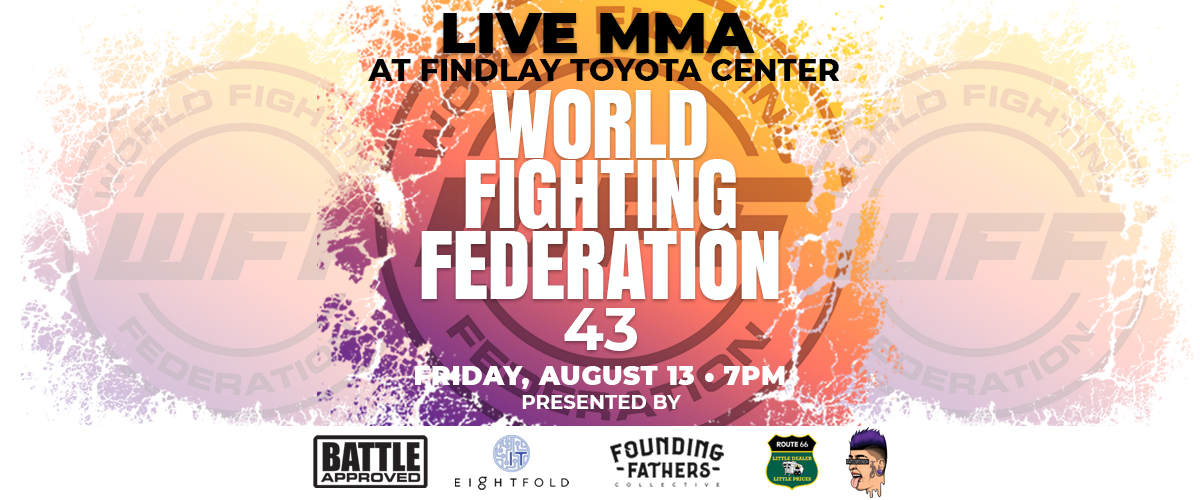 World Fighting Federation 43 - RESULTS